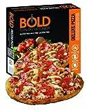 Bold Organic Deluxe Pizza, 14 Ounce -- 12 per case.