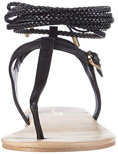 Aldo Peplow - Sandalias Mujer Negro - Schwarz (Black Leather / 97)