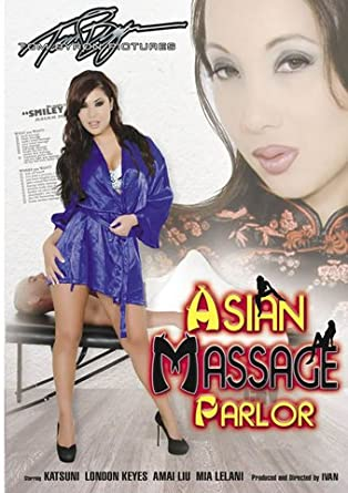 Dvd cover asian massage parlor