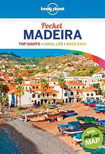 Lonely Planet Pocket Madeira Travel