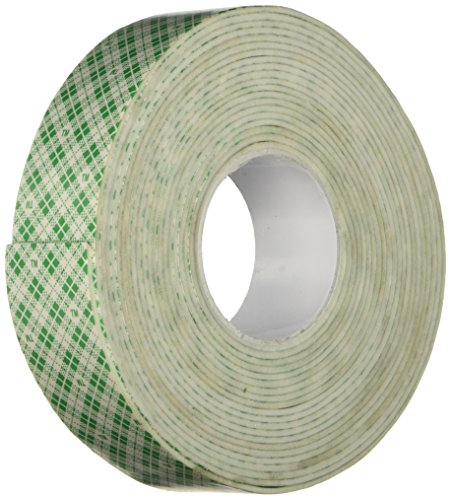 (3M 4026 Natural Polyurethane Double Coated Foam Tape, 1