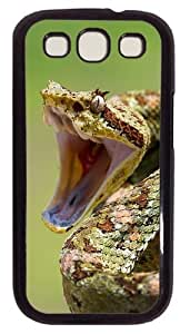 2014 Year Of The Snake Special Edition Desktop PC Case Cover For Samsung Galaxy S3 SIII I9300 Black