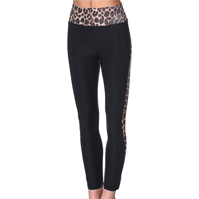 bebe Womens Yoga Fitness Athletic Leggings Black XS at ...