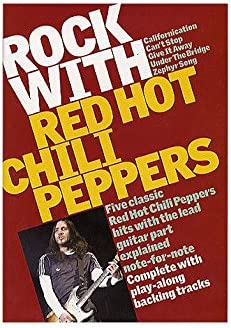 Rock with red hot chili peppers. Para Guitarra: Amazon.es ...