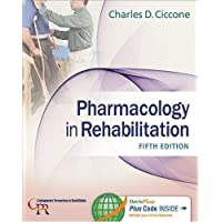 Pharmacology in Rehabilitation 5e (Contemporary Perspectives in Rehabilitation)