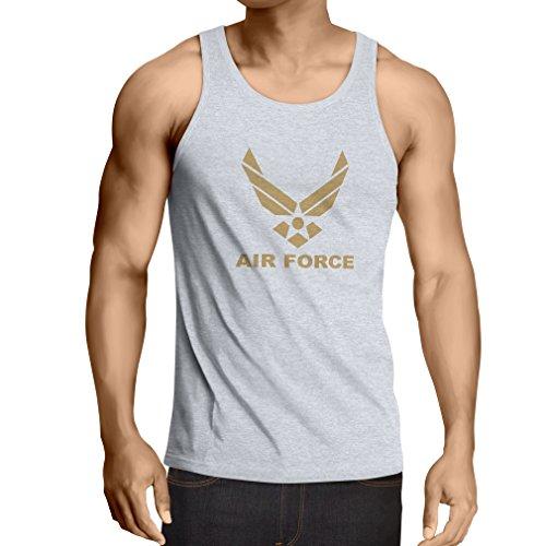 Wear Us Army Beret (lepni.me N4317V Vest Air Force (XX-Large White Gold))