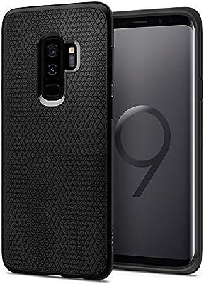 Spigen Funda Liquid Air Compatible con Samsung Galaxy S9 Plus (2018), Flexión Duradero y Diseño de Fácil Agarre: Amazon.es: Electrónica