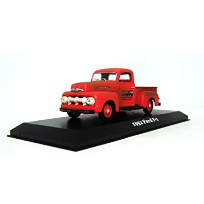 Greenlight Hollywood 86521 Sanford & Son 1952 Ford F-1 Pick Up Truck 1:43 Scale Diecast: Toys & Games
