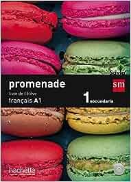 Méthode de français. 1 ESO. Promenade - 9788467562644