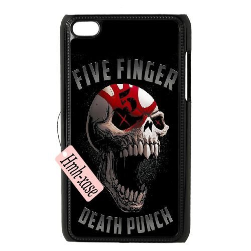 Cheap Plstic Case for iPod touch4 w/ Five Finger Death Punch image at Hmh-xase (style 2)