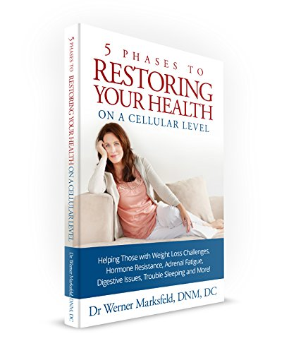 Phases Restoring Health Cellular Level ebook product image