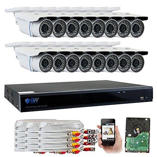 GW Security 16 Channel CCTV 5MP ...