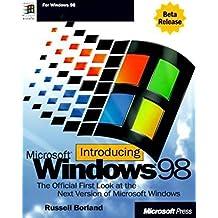 Introducing Microsoft Windows 98: Bata Edition