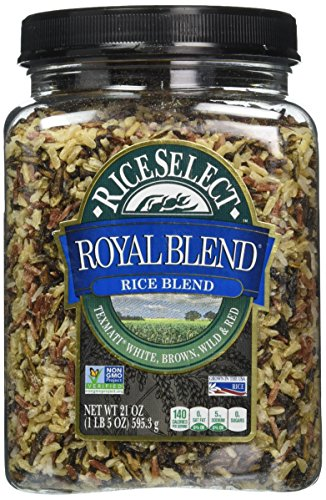 quick cooking wild rice - 8
