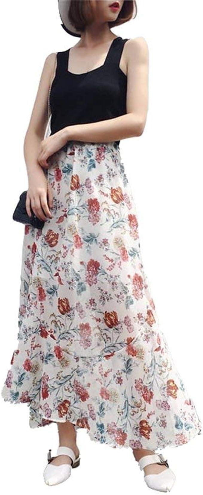 Faldas Damas Casual Moda De Verano Único Falda Verano De Sirena ...