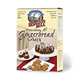 Hodgson Mill Whole Wheat Gingerbread Mix, 15-Ounce Units (Pack of 6)