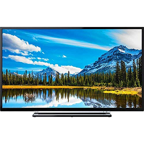 Toshiba 49L3863DB 49 inches LED TV Wi-Fi With Freeview HD & Freeview Play 1080p (Renewed)