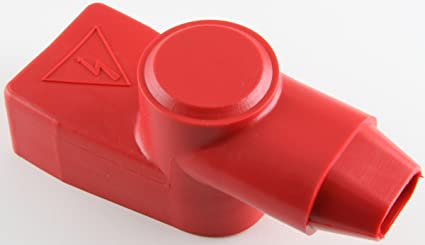 Battery Terminal Covers >> Red Marine Battery Terminal Covers 1 Per Pack