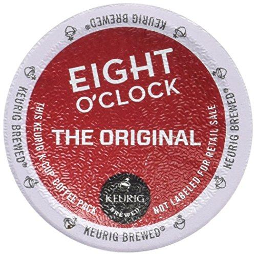 Eight O'Clock Original Medium Roast 18 Count K-Cups