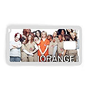 Printing Orange Is The New Black For Samsung Note4 Durable Soft Hipster Back Phone Case For Women Choose Design 3