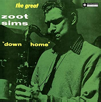 Image result for zoot sims down home