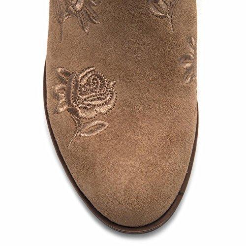 Lucky Brand Womens Basel Boot Sesame 241 0ZUK0S2A