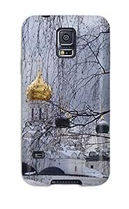 New Xntfwkj16642ZSZgc Architecture Tpu Cover Case For Galaxy S5