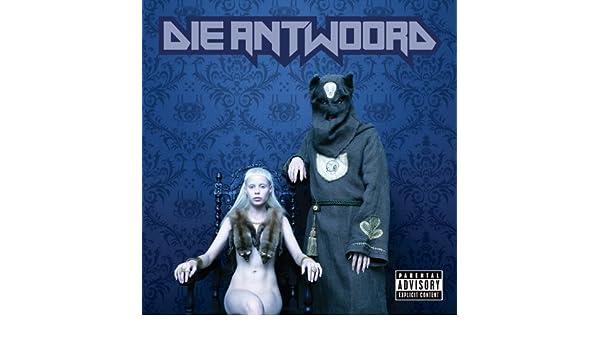 Enter The Ninja [Explicit] (Album Version) de Die Antwoord ...