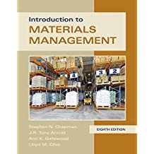 Introduction to Materials Management (8th Edition)