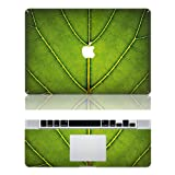 Vati Leaves Removable Green Tree Leaf Protective Full Cover Vinyl Art Skin Decal Sticker Cover for Apple MacBook Pro Retina 13.3