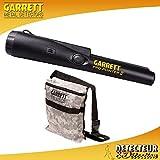 Promo - détecteur Garrett PROPOINTER + sacoche à trouvailles