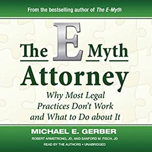 The E-Myth Attorney Audiobook