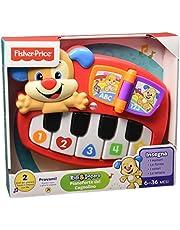 Mattel DLD22 muziekspeelgoed, muziekspeelgoed, piano, 6 maanden, 36 maanden