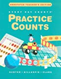Every Day Counts - Practice Counts, Grade 5, Patsy F. Kanter and Janet G. Gillespie, 0669469327