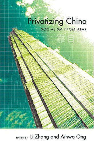 Privatizing China: Socialism from Afar