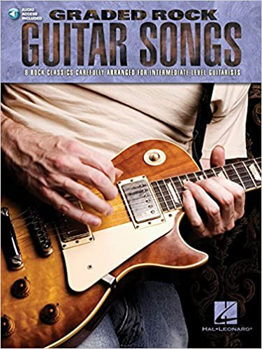 Graded Rock Guitar Songs: 8 Rock Classics Carefully Arranged for ...