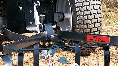 Brinly CC-56BH Sleeve Hitch Adjustable Tow Behind Cultivator, 18 by 40-Inch