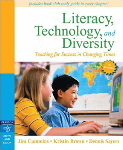 Book Literacy, Technology, and Diversity: Teaching for Success in Changing Times by Jim Cummins (2006-08-27)