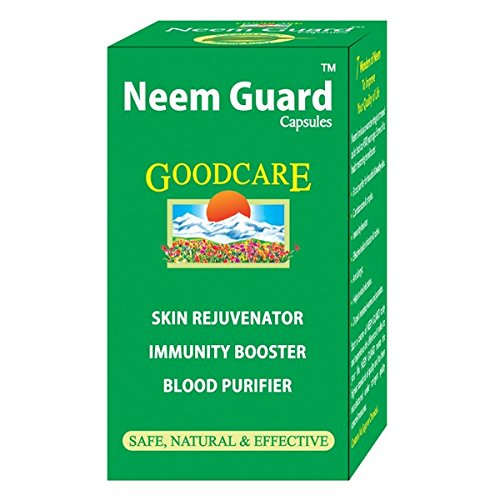 Goodcare Neem Guard 60 Capsule