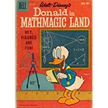 Donald in Mathmagic Land (Disney) No. 1051 (Four Color)