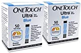 100 One Touch Ultra Blue Mail Order Test Strips