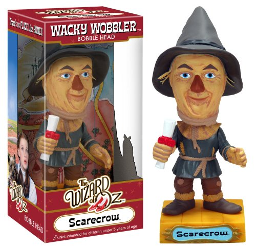 Wizard Of Oz Bobble Heads - 6