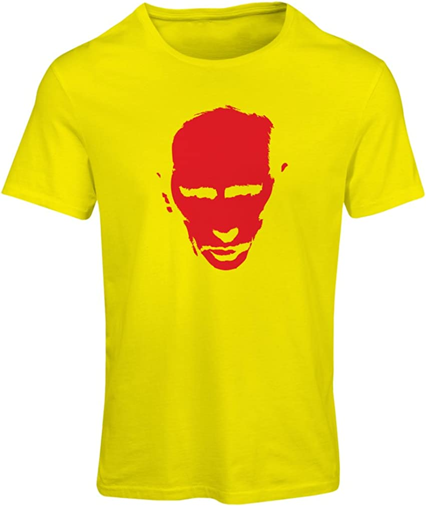 lepni.me Camiseta Mujer Ruso - Diseño de política - Vladimir Putin - Владимир