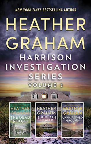 Harrison Investigation Series Volume 2: An Anthology (English Edition)