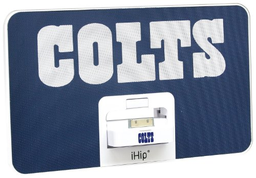 iHip NFL INDY COLTS Portable Speaker System ()
