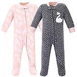 Hudson Baby Unisex Baby Fleece Sleep and