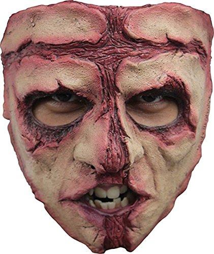 Serial Killer Gory Horror Adult Halloween Latex Mask