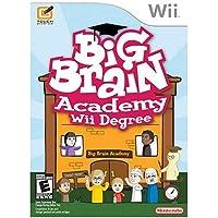 Nintendo Big Brain Academy, Wii vídeo - Juego (Wii, Nintendo Wii, Educativo, E (para todos))