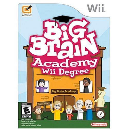 Big Brain Academy Wii Degree