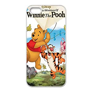 Zero Winnie the pooh Case Cover For iPhone 5S Case